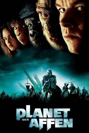 Poster: Planet der Affen