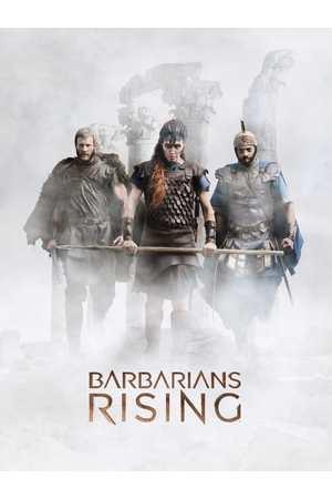 Poster: Aufstand der Barbaren