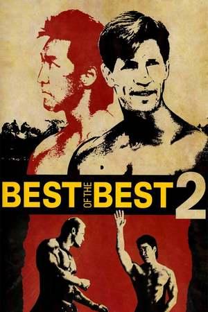 Poster: Best of the Best 2 - Der Unbesiegbare