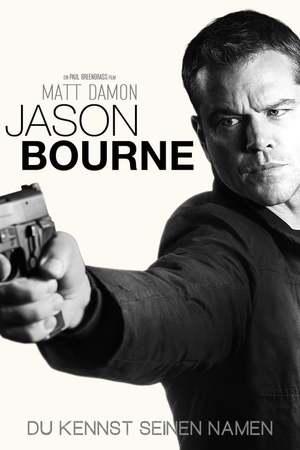 Poster: Jason Bourne