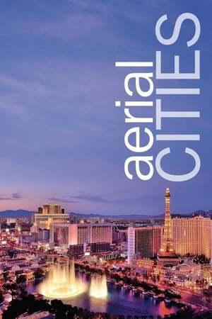Poster: Amerika von oben - Aerial Cities
