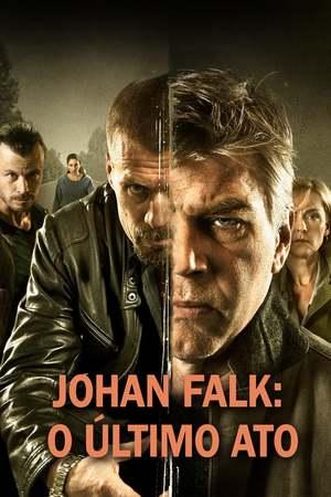 Poster: Johan Falk: Phönix aus der Asche