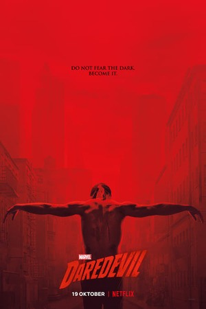 Poster: Marvel's Daredevil