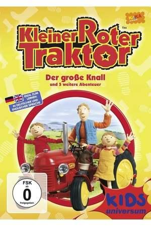 Poster: Kleiner roter Traktor