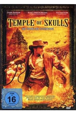 Poster: Temple of Skulls - Der Tempel der Totenköpfe