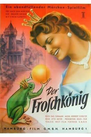 Poster: Der Froschkönig