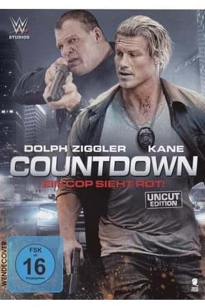 Poster: Countdown - Ein Cop sieht rot!