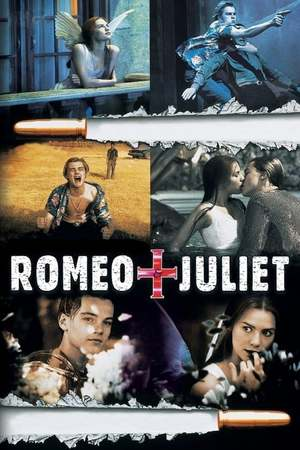 Poster: William Shakespeares Romeo + Julia