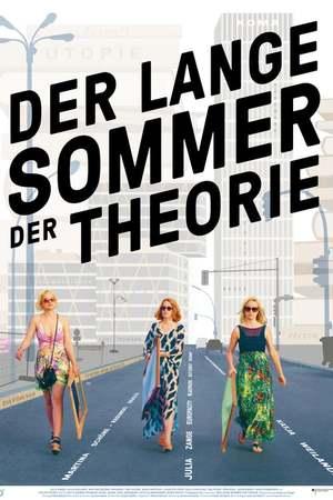 Poster: Der Lange Sommer der Theorie