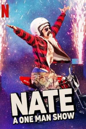 Poster: Natalie Palamides: Nate - A One Man Show