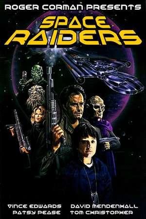 Poster: Space Raiders - Weltraumpiraten