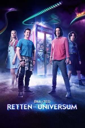 Poster: Bill & Ted retten das Universum