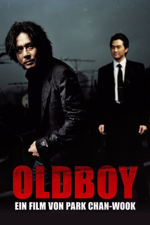 Poster: Oldboy