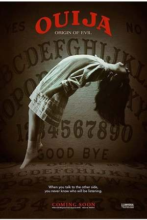 Poster: Ouija: Ursprung des Bösen