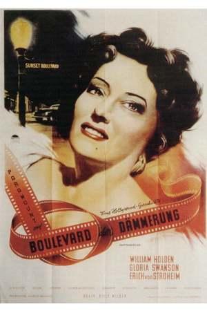 Poster: Boulevard der Dämmerung