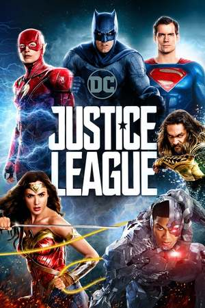 Poster: Justice League