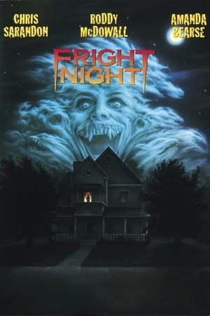 Poster: Fright Night - Die rabenschwarze Nacht