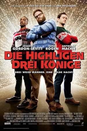 Poster: Die Highligen drei Könige