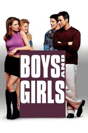 Poster: Boys, Girls & a Kiss