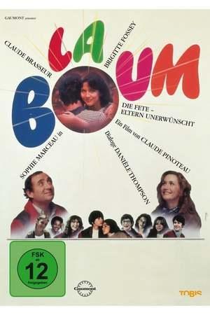Poster: La Boum - Die Fete