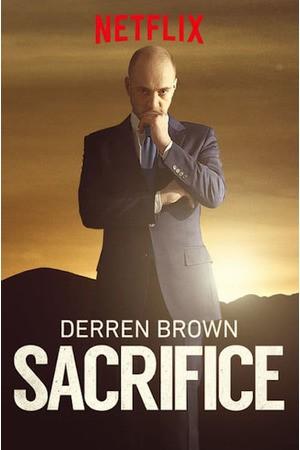 Poster: Derren Brown: Sacrifice