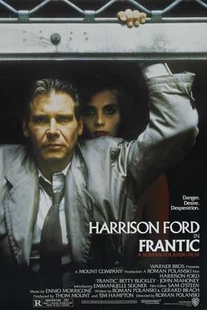 Poster: Frantic