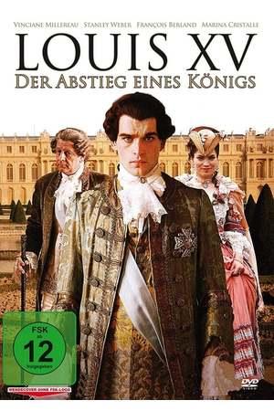 Poster: Louis XV - Abstieg eines Königs