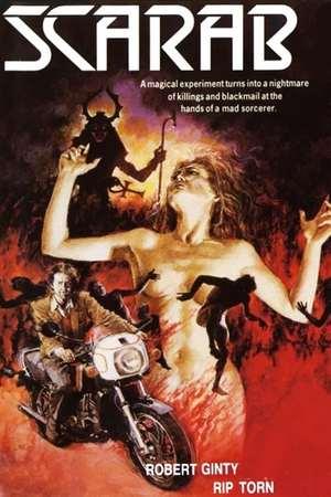 Poster: Der Fluch des Scarabäus