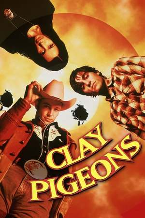 Poster: Clay Pigeons – Lebende Ziele