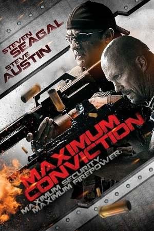 Poster: Maximum Conviction