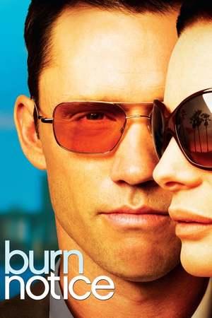 Poster: Burn Notice