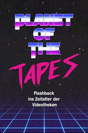 Poster: Planet of the Tapes