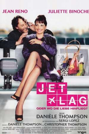 Poster: Jet Lag - Oder wo die Liebe hinfliegt