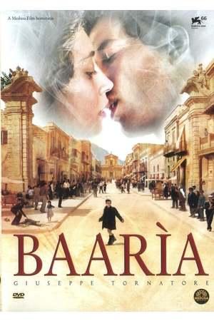 Poster: Baarìa