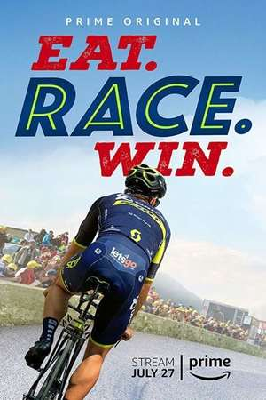 Poster: Eat. Race. Win.