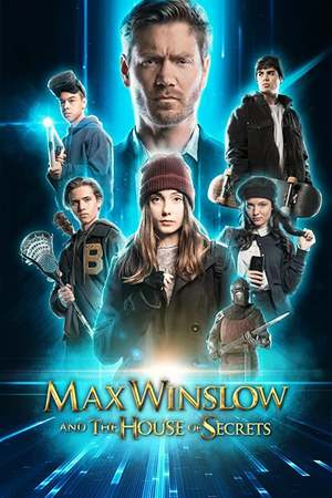 Poster: Max Winslow and The House of Secrets