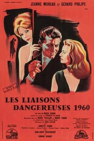 Poster: Gefährliche Liebschaften