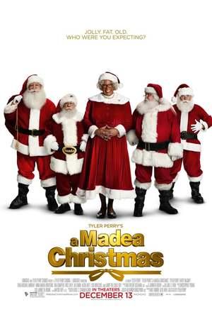 Poster: A Madea Christmas