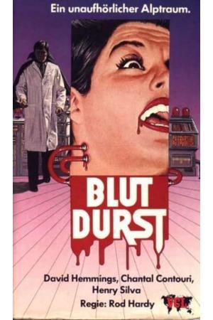 Poster: Blutdurst
