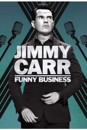 Poster: Jimmy Carr: Funny Business