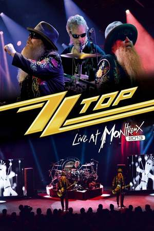 Poster: ZZ Top: Live at Montreux 2013