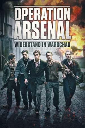 Poster: Operation Arsenal - Schlacht um Warschau