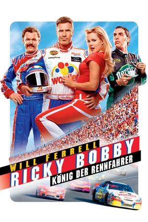 Poster: Ricky Bobby - König der Rennfahrer