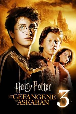 Poster: Harry Potter und der Gefangene von Askaban