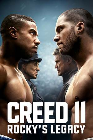 Poster: Creed II: Rocky's Legacy