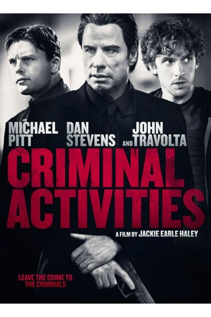 Poster: Criminal Activities