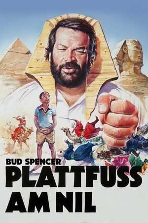 Poster: Plattfuss am Nil