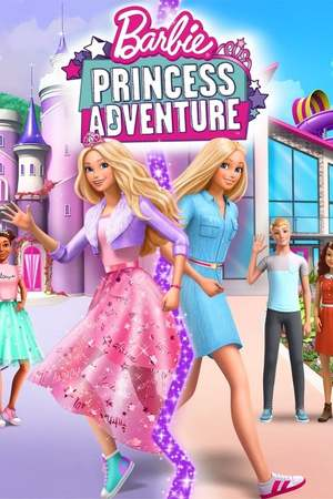 Poster: Barbie: Princess Adventure