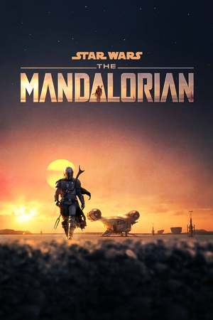 Poster: The Mandalorian
