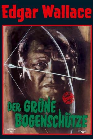 Poster: Edgar Wallace: Der grüne Bogenschütze